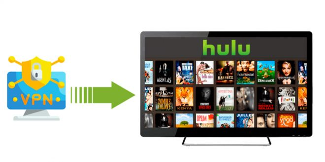 How to access the Hulu, using VPN
