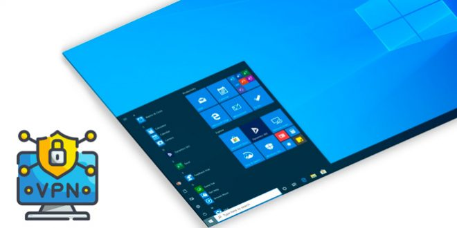 How to install a VPN on Windows 10